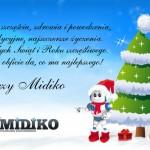 Prezent od ekipy Midiko.pl – Na święta uwalniamy łącza !